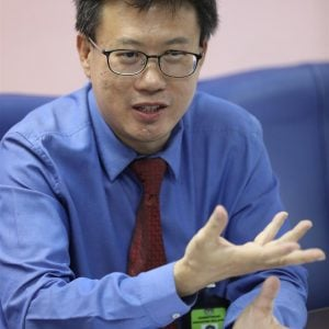 Dr Ngu Lock Hock