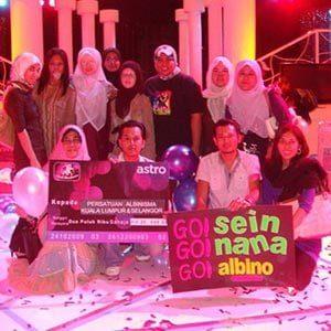 KLSAA (Kuala Lumpur and Selangor Albinism Association)